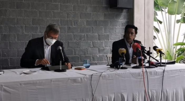 L'entente de l'opposition réclame la démission de Jagutpal