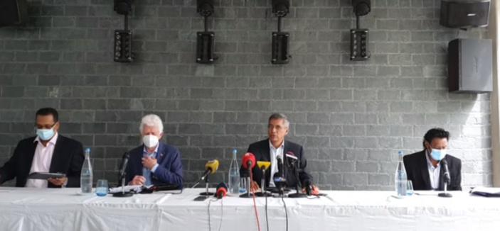 L'opposition MMM-PMSD-Bodha-Reform Party devient l'Alliance de l'Espoir