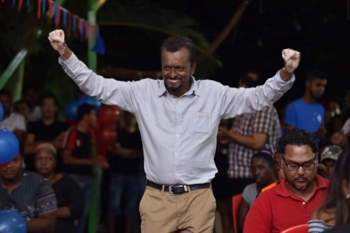 Abbas Mamode en mode député indépendant...jusqu'à quand ?