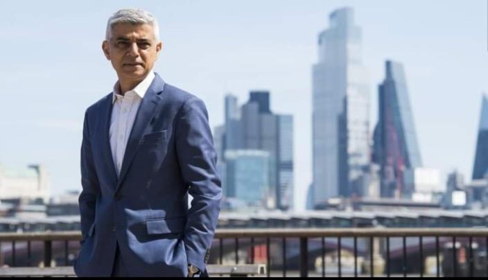Sadiq Khan réélu maire de Londres avec 55,2% des voix