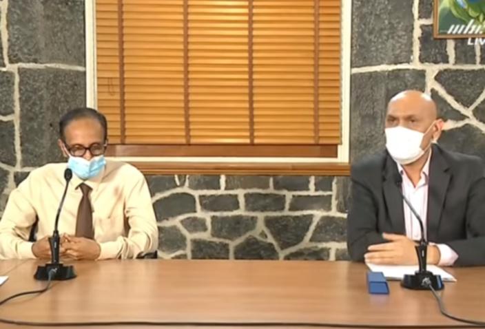 Covid-19 : Jagatpal confirme deux cas positifs sur un vol en provenance de l'Inde