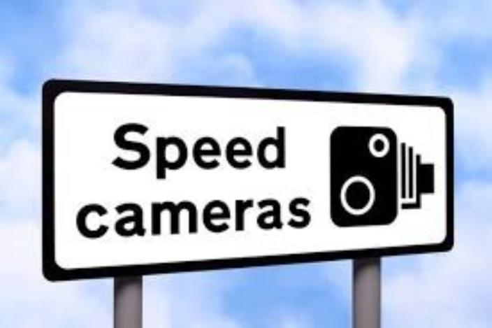 Des Speed Cameras… pour la décoration