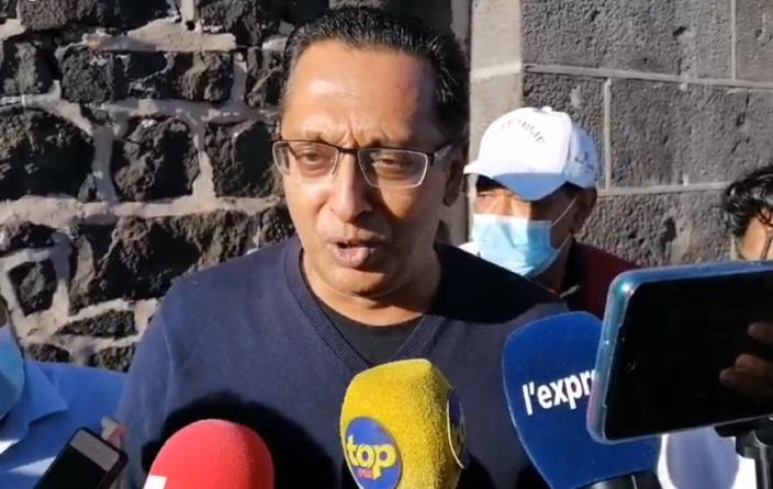 Bhadain rappelle l'arrestation de Pravind Jugnauth