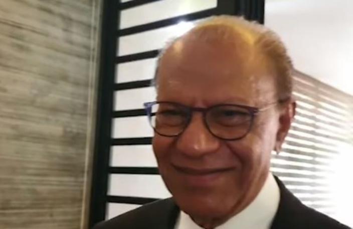 Navin Ramgoolam : « Pravind Jugnauth n'avait pas le choix »