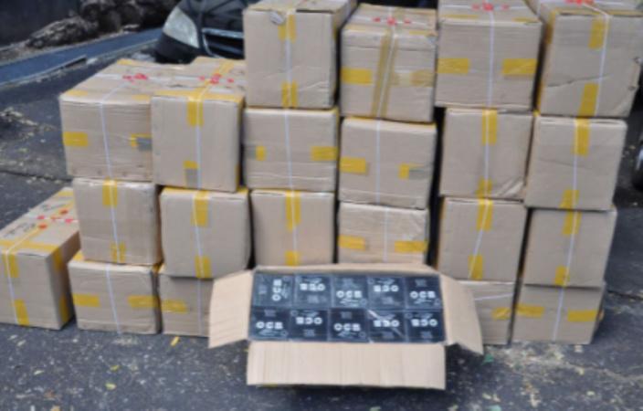 Baie-du-Tombeau : un grossiste arrêté avec près de Rs 6 millions de papier à rouler
