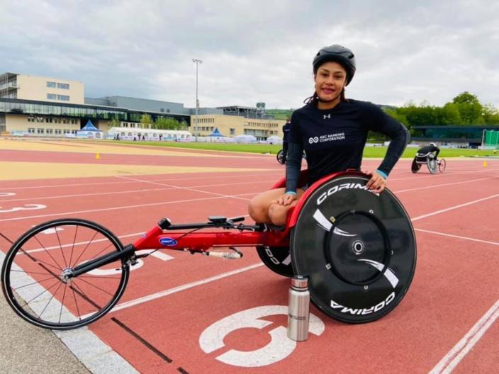Noemie Alphonse décroche sa qualification pour les Jeux Paralympiques