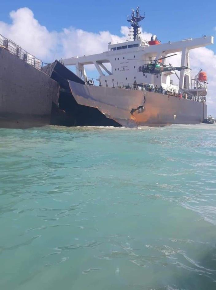 Court of Investigation sur le naufrage du MV Wakashio : l'ancien Port Master à la MPA enfonce le clou