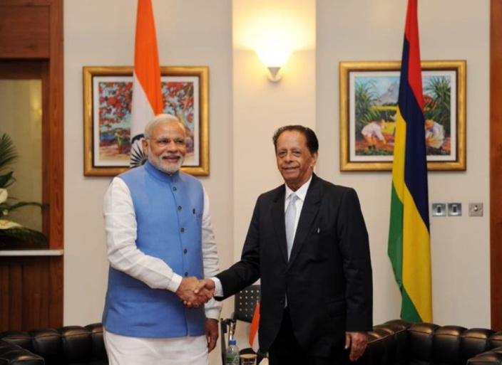 L'hommage de Narendra Modi à SAJ