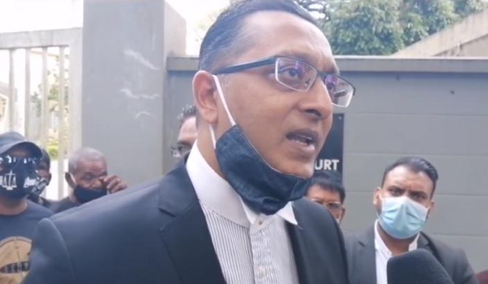 Sawmynaden avait ses relevés téléphoniques lors de son interrogatoire par la police