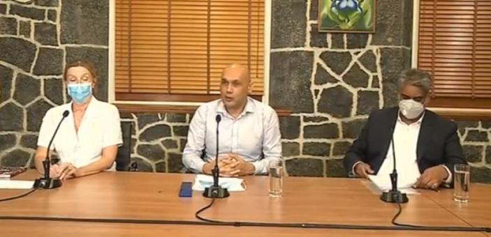 [Vidéo] Vaccination contre le Covid : le ministre de la Santé, Kailesh Jagutpal rattrapé par ses mensonges