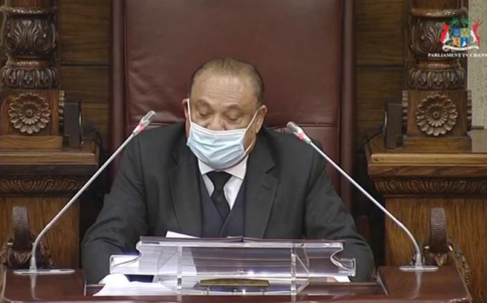 Le Speaker refuse à Bodha la possibilité de rendre hommage à SAJ