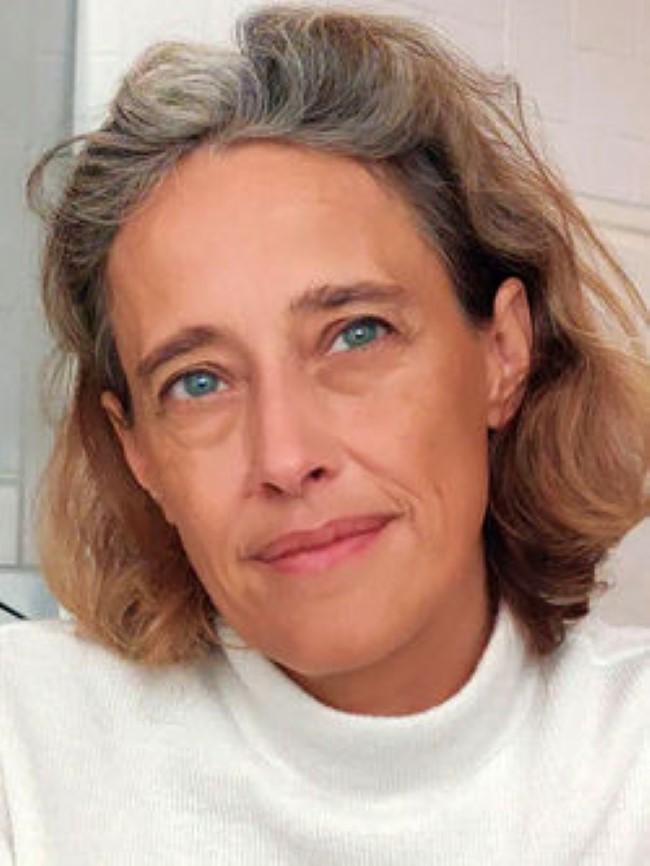 La gourou complotiste antivax, le Dr Alexandra Henrion Caude, ancienne membre de l'EDB à Maurice