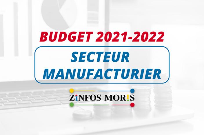 [Budget 2021-2022] Rs 5 milliards pour moderniser l'industrie manufacturière