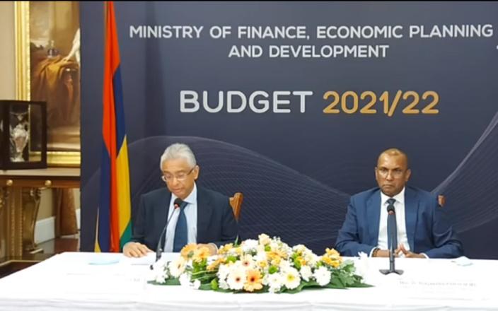 Pravind Jugnauth : « Un budget réaliste et des mesures réfléchies »