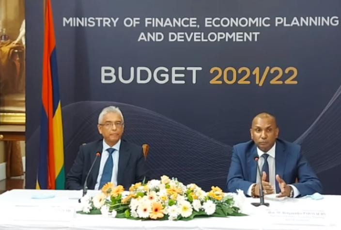 [Budget 2021-2022] Padayachy veut appuyer sur le champignon