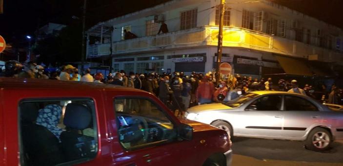 """Incidents à Vallée Pitot : """"Le Foi"""" arrêté pour rébellion"""