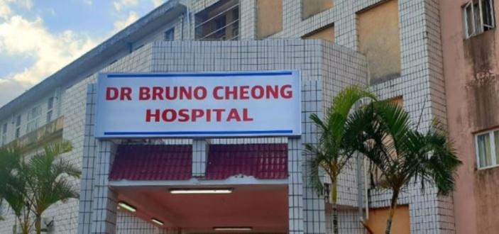 Covid-19 : les consultants de l'hôpital Bruno Cheong craignent le pire