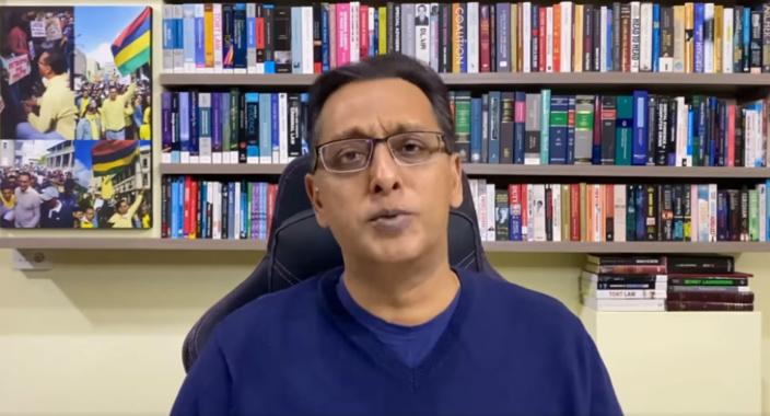 """[Vidéo] Le bras de fer politique continue entre les deux """"ex"""", Bhadain et Jugnauth"""