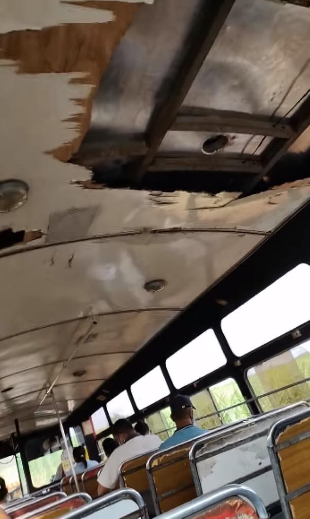 [Vidéo] Un bus en fin de carrière toujours sur les routes