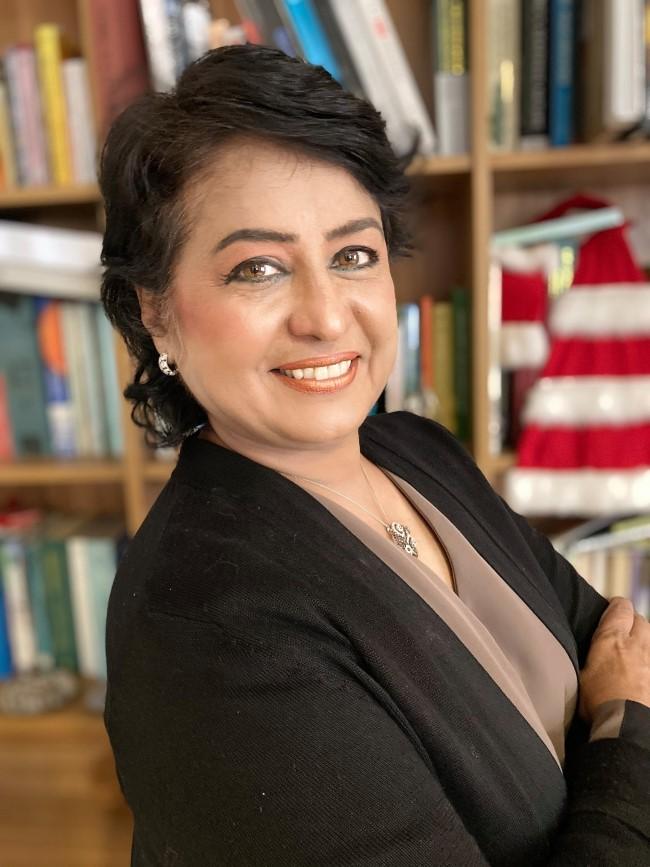 Profil page officielle Ameenah Gurib-Fakim