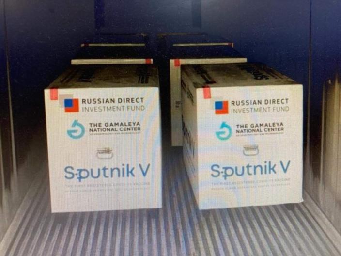 Le vaccin Spoutnik V débarque à Maurice
