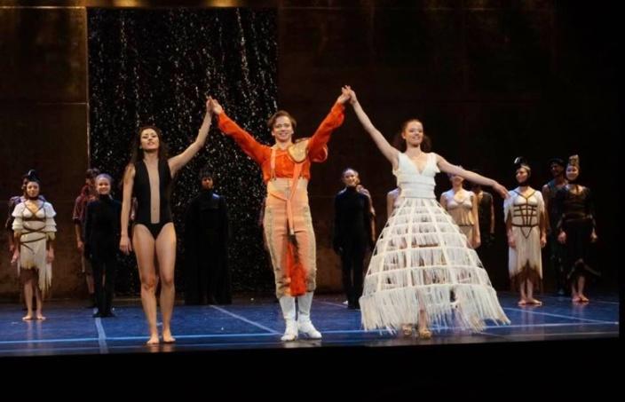 """Opéra National de Bordeaux : la Mauricienne Anna Gueho rayonne lors de la première de """"Blanche-neige"""""""
