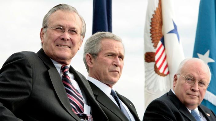 Donald Rumsfeld, l'un des artisans de la guerre en Irak est mort