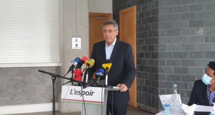 Situation économique : « Le pire est à venir… Il faut des élections anticipées », affirme XLD