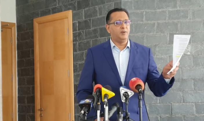 Bhadain va contester les conclusions de la commission d'enquête