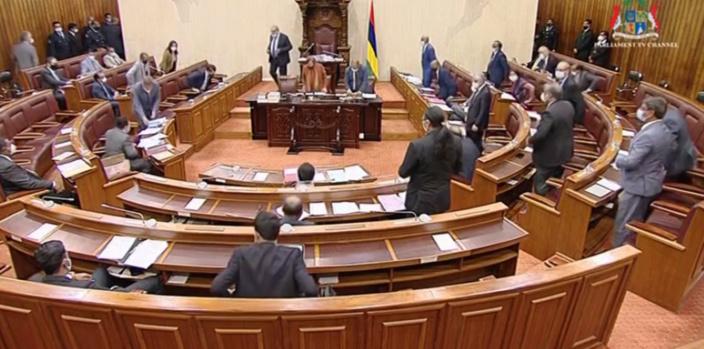 Vacances parlementaires jusqu'au 26 octobre