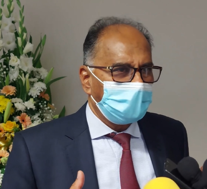 Ganoo : « Le président seychellois a raison »