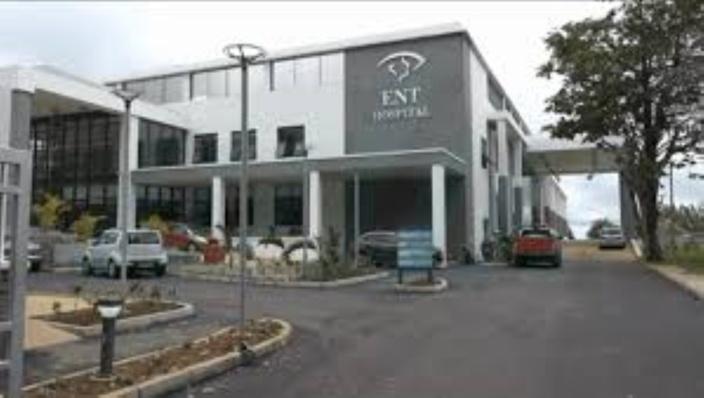 Covid-19 : 76 patients à l'hôpital ENT actuellement