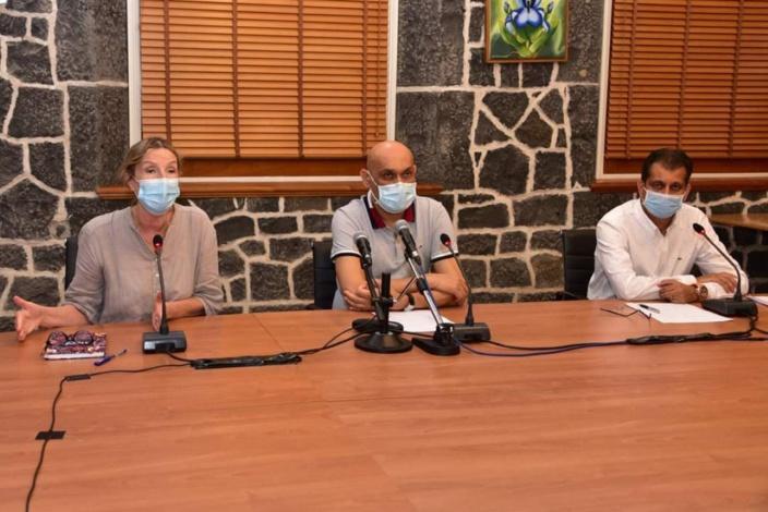 Covid-19 : 298 nouveaux cas dont 4 admis à l'hôpital ENT