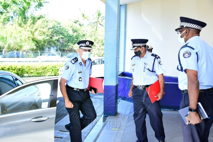 @ Mauritius Police Force