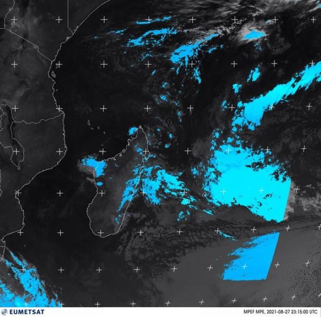 La météo du samedi 28 août 2021