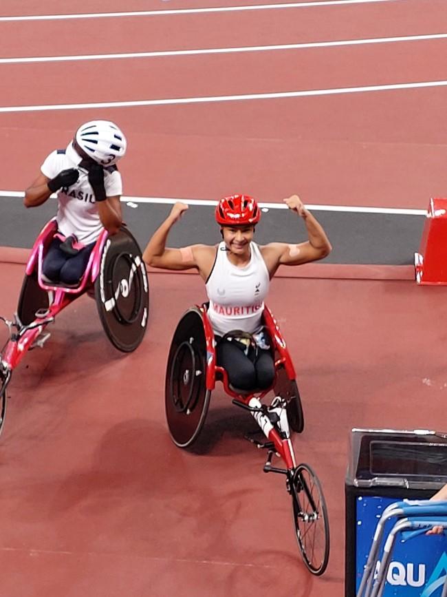 Jeux Paralympiques de Tokyo 2020 : Noemi Alphonse qualifiée pour la finale du 100 m