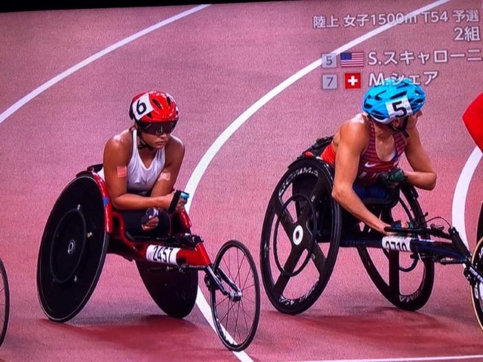 Jeux olympiques de Tokyo : Pari réussi pour la Mauricienne Noemi Alphonse