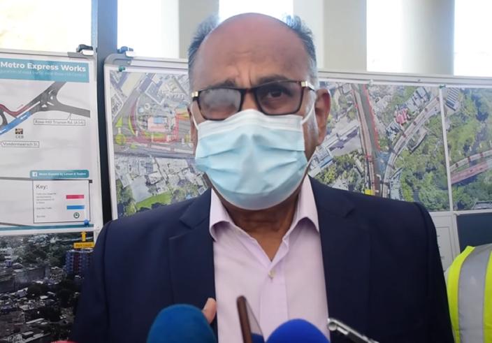 Ganoo : le GM vole au secours de Ramgoolam