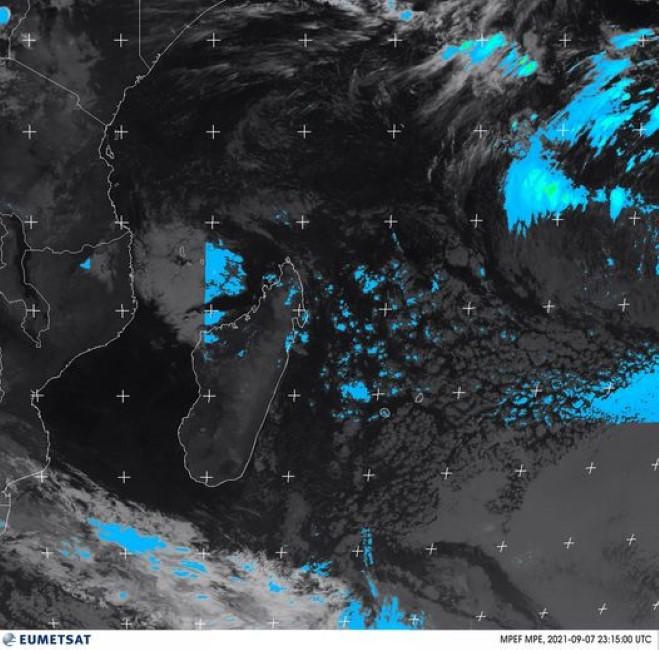 La météo du mercredi 8 septembre 2021