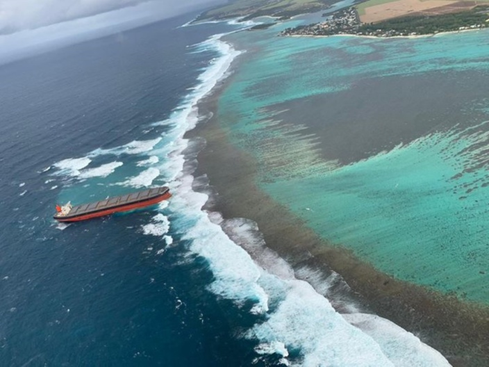Enquête sur le naufrage du Wakashio : « J'ai vu le remorqueur se diriger vers les récifs