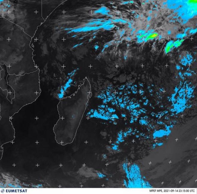 La météo du mercredi 15 septembre 2021