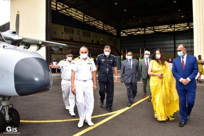 Dornier Passenger : Un nouvel avion en location pour la police auprès du gouvernement indien