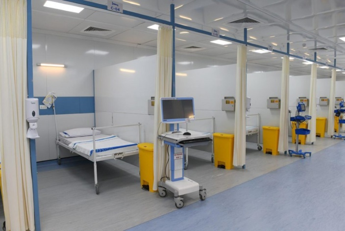 Seychelles : Un hôpital de campagne de 60 lits offert par le Qatar, en cas d'aggravation du Covid