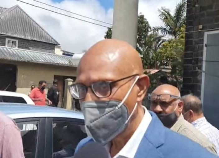 """Je suis une victime collatérale"", affirme Swaley Kasenally"