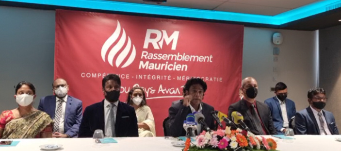 Air Mauritius et le pays souffrent d'un problème commun de gouvernance, selon Bodha