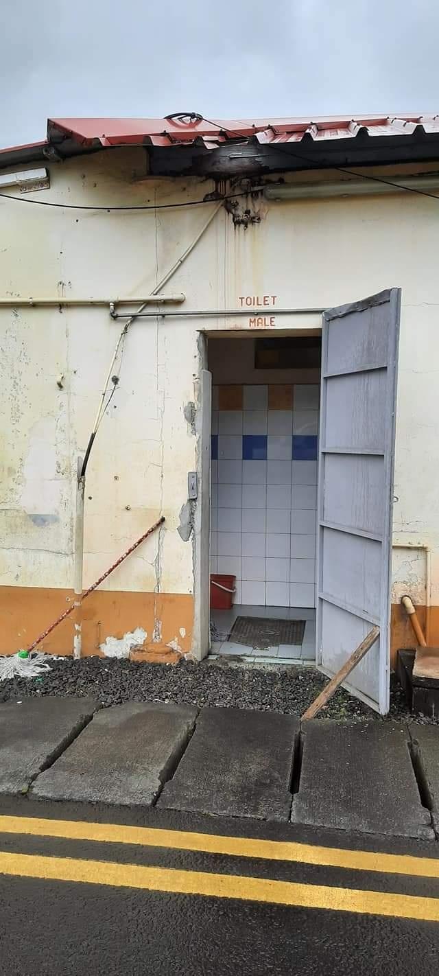 L'hôpital Victoria à Candos : Attention les images qui suivent peuvent choquer, âmes sensibles s'abstenir !