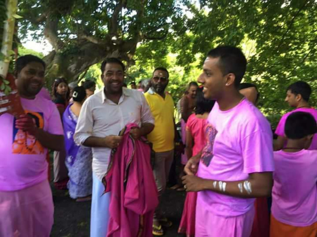 Dossier Zinfos Moris : Koomaren Chetty, l'acteur en politique
