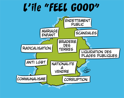 [KOK] Le dessin du jour : Feel Good