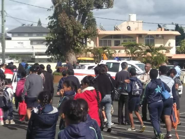 Les portes de l'école primaire Notre Dame de la Confiance resteront fermées ce vendredi