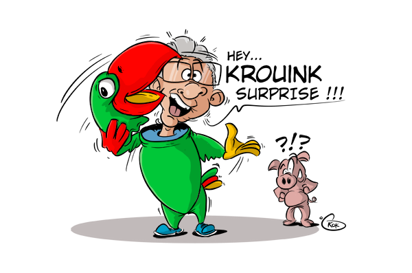 [KOK] Le dessin du jour : Kroink...Kroink...